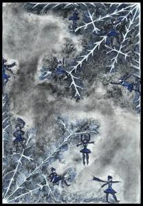 Eiskristalle 5